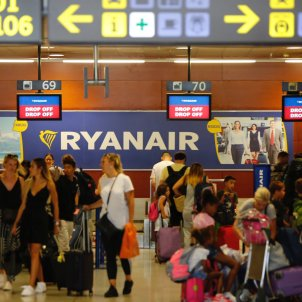 Aeroport prat T2 Ryanair - Sergi Alcazar
