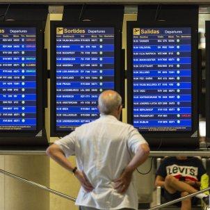 Aeroport del prat T2 Ryanair Sortides Arribades - Sergi Alcazar 07