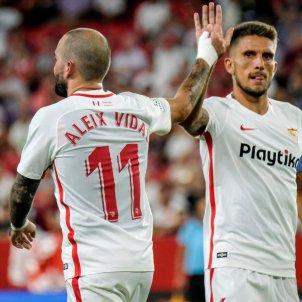 Sevilla Aleix Vidal   EFE