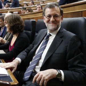 Rajoy pressupostos EFE