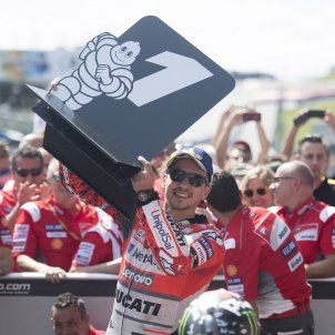 Jorge Lorenzo victoria GP Austria   EFE