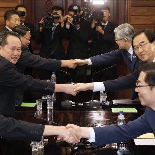 Cumbre dos Coreas - EFE