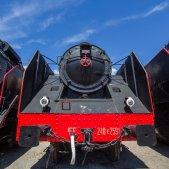 Museu Ferrocarril Vilanova locomotora portada