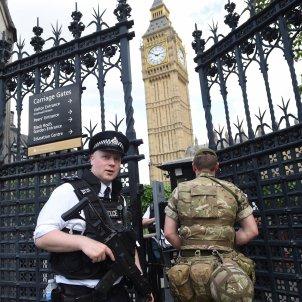 londres policia parlament efe