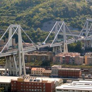 Genova Ponte Morandi Bbruno wikipedia