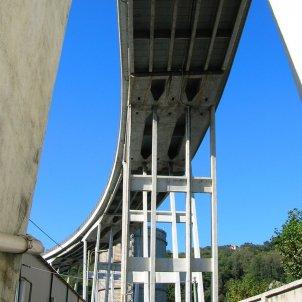 Genova Ponte Morandi sotto Alessandro Vecchi wikipedia