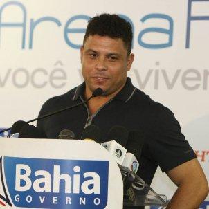 Ronaldo Nazário CC Fotos GOVBA