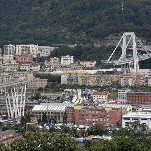 pont genova forat morandi italia EFE
