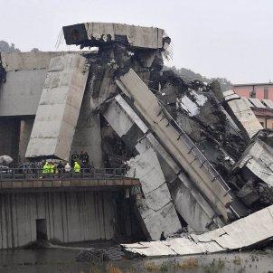 pont morandi esfondrament efe