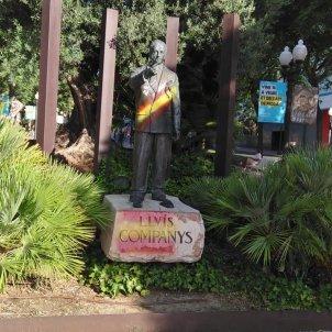lluis companys monument tarragona tuit pau ricoma @pauricoma