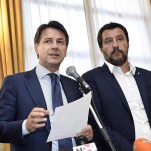 primier ministre italia Luigi conte Efe