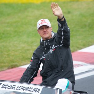 Michael Schumacher CC Mark McArdle