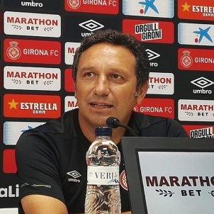 Eusebio Sacristán @GironaFC