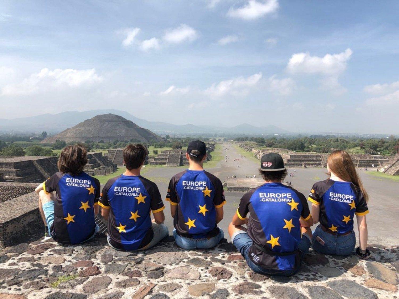 Samarreta catalonia team OK