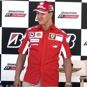 Michael Schumacher Foto Chris J. Moffett