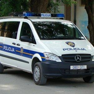 policia croacia - Orlovic