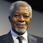 Kofi Annan Efe