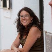 Diana Riba dona de Raül Romeva /EFE