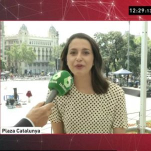 Maria Llapart Inés Arrimadas 17A