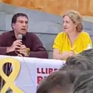 Jaume Alonso Cuevillas i Pilar Rahola