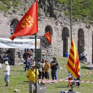Acte d'agermanament occitano-català / Efe