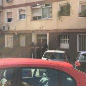 habitatge home ataca mossos ala/G.R