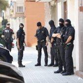 Mossos terrorista abatut atac Cornella - Efe