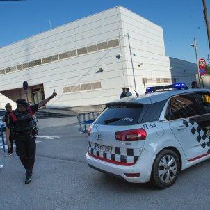 Mossos terrorisme atac comisaria de Cornella - Efe