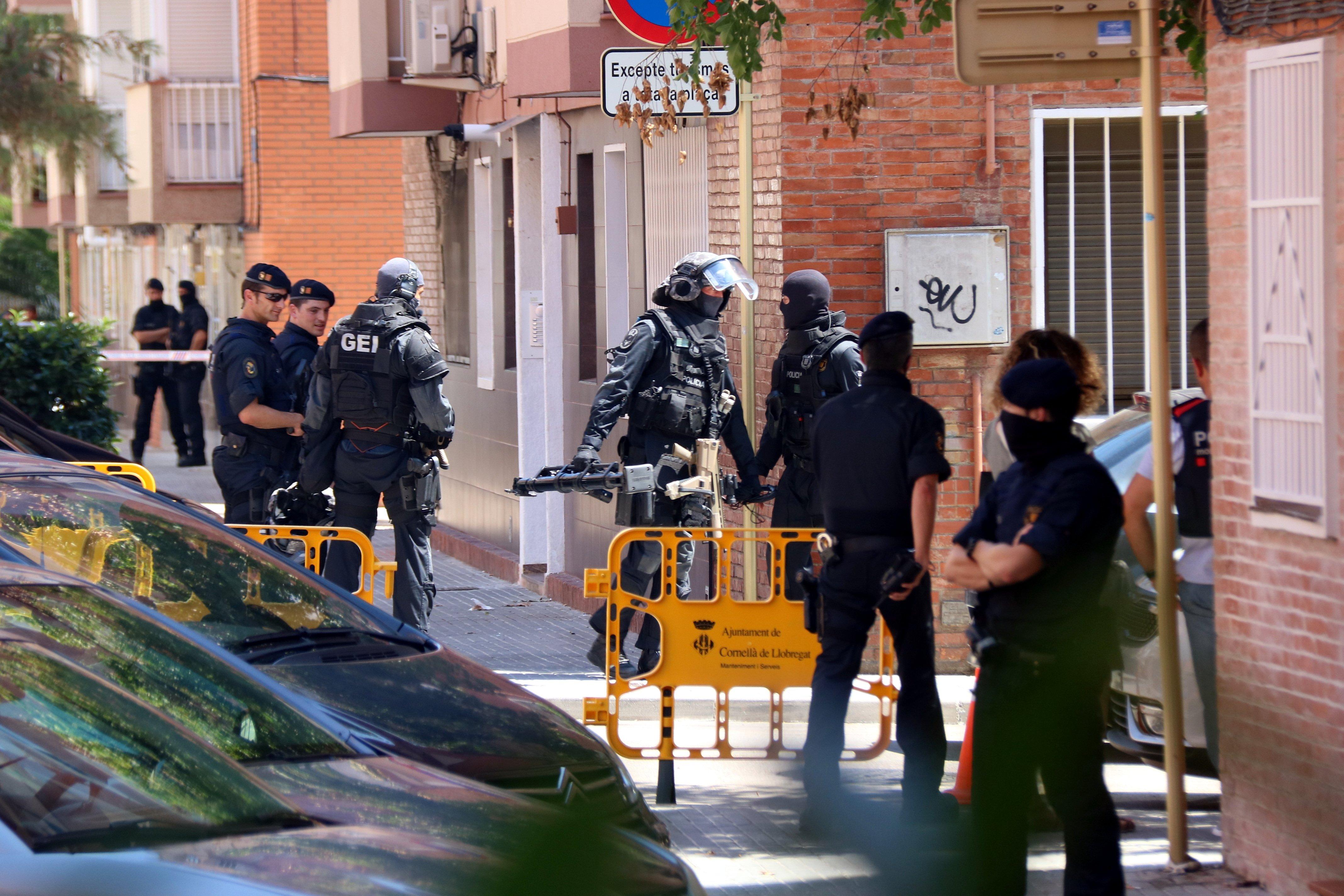 mossos atac cornella / ACN