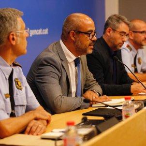 ELNACIONAL reunio gabinet antiterrorista rdp Buch sergi alcàzar