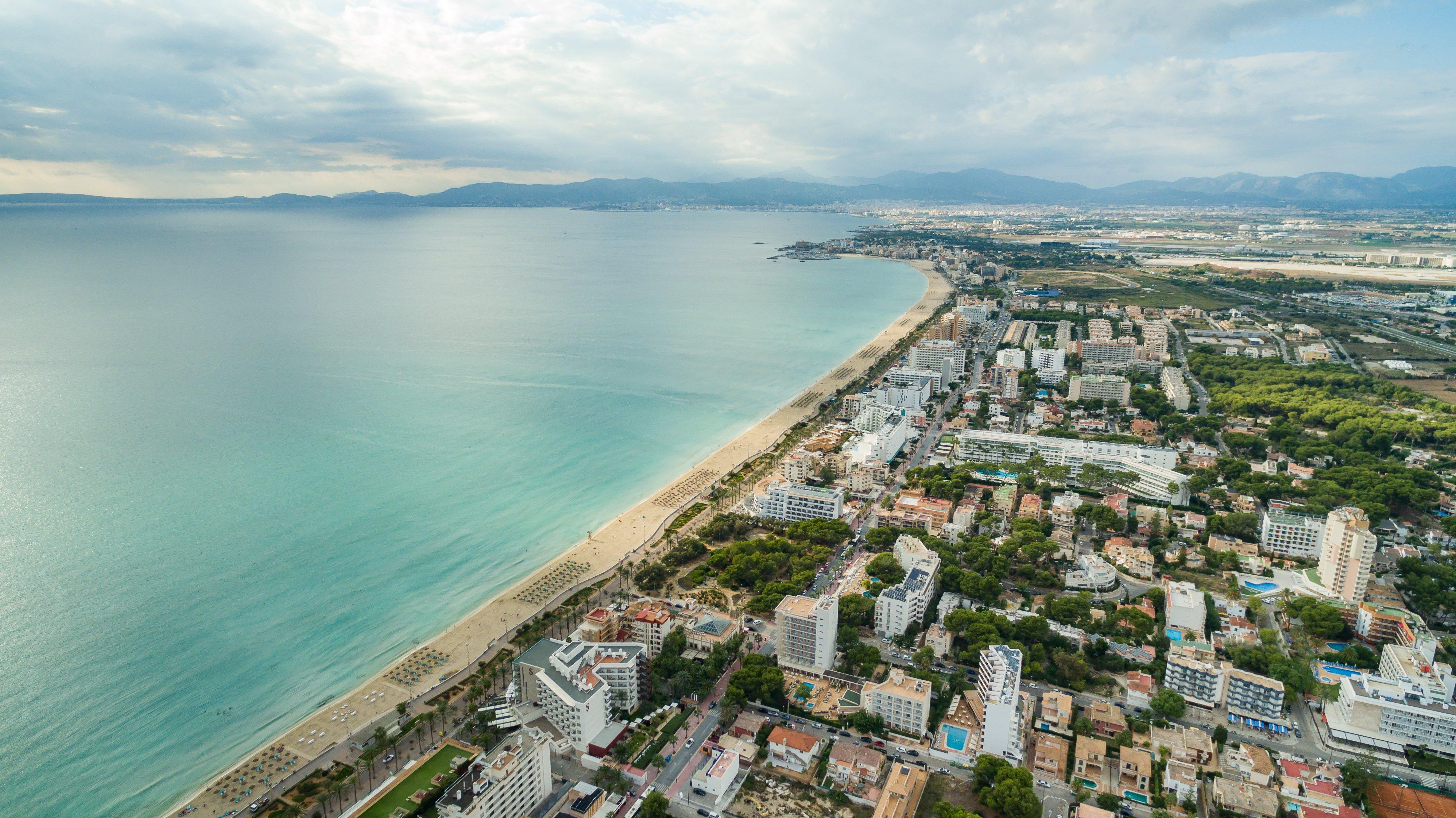Mallorca Platja - Dronepicr