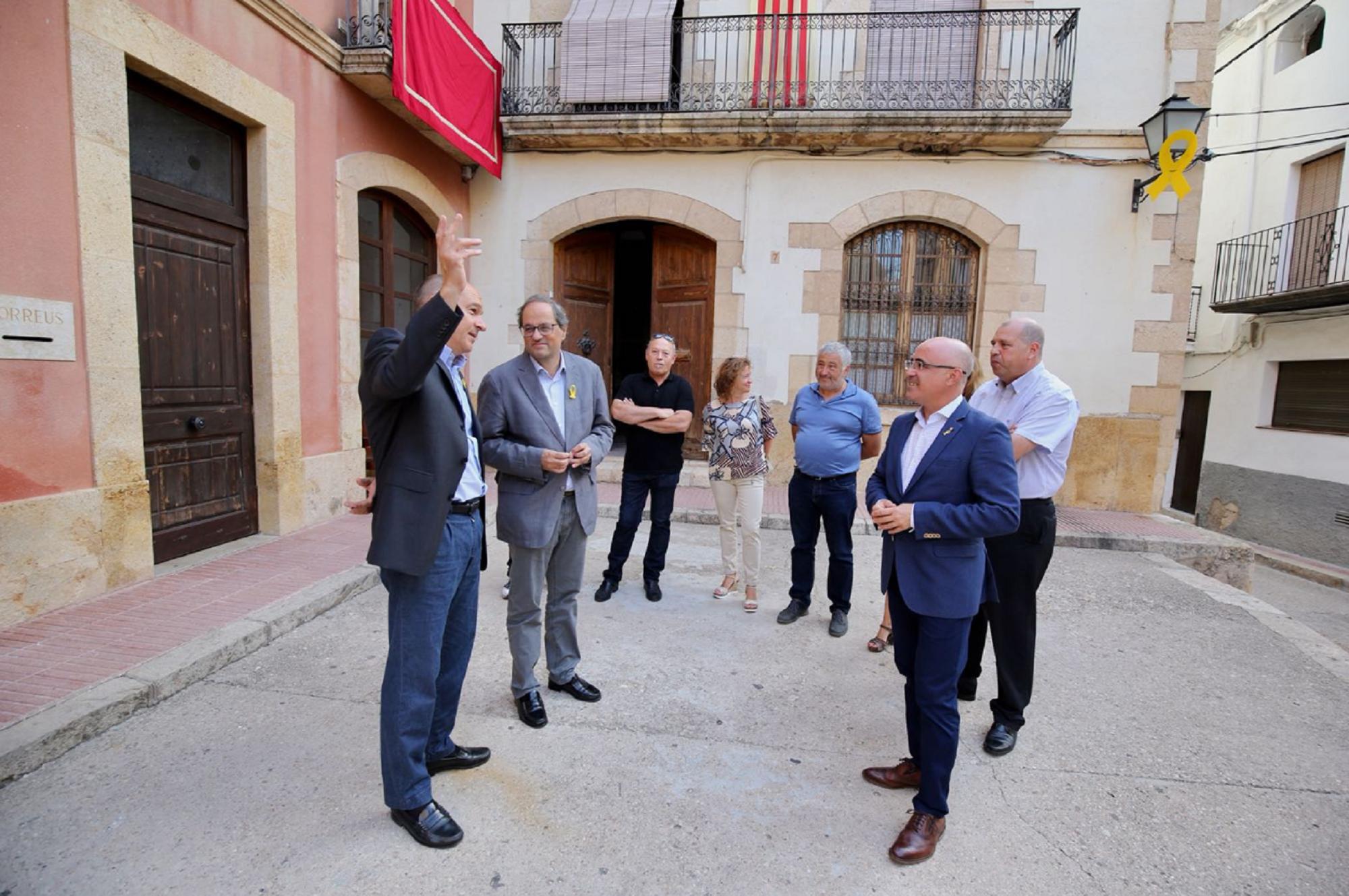 El Nacional   Torra Catllà @govern