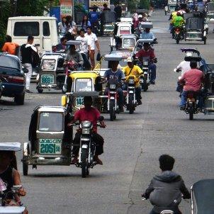 transit filipines - lliure de drets
