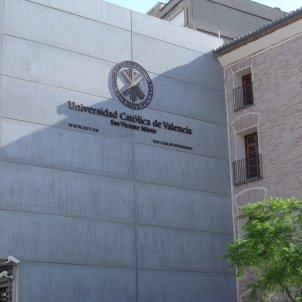 Universidad Católica de Valencia sede San Carlos Borromeo