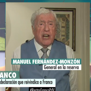 general franquista telecinco