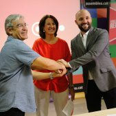 ANC, Paluzié, Jordi Graupera, Miquel Ximenis acord primàries/Sergi Alcázar