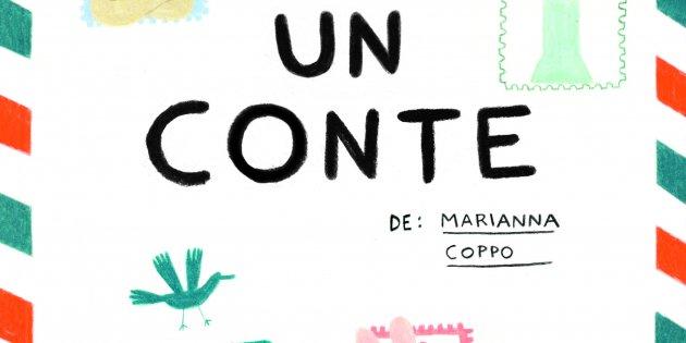 Marianna Coppo, 'Una historia'. Ed. Kalandraka, 48 p., 15 €.