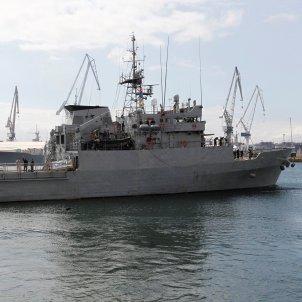 vaixell armada espanyola Efe