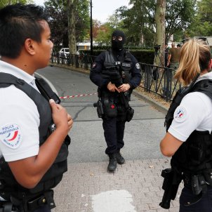 Gendarmerie Policia Francesa Terrorisme - Efe