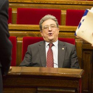 Enric Millo Esco President parlament - Sergi Alcàzar