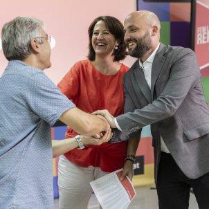 Primaries Barcelona Ximenis Paluzie Graupera ANC - Sergi Alcazar