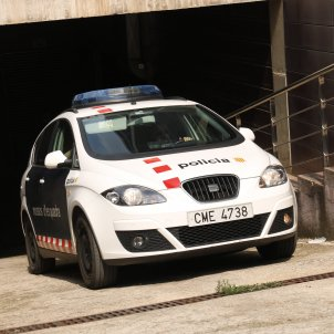 Sabadell ferit cotxe mossos recurs ACN
