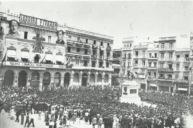 Reus, 1939. Font Fons Fotografic de l'Ajuntament de Reus