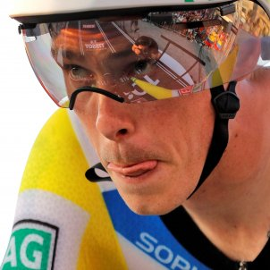 Rohan Dennis Vuelta Espanya EFE