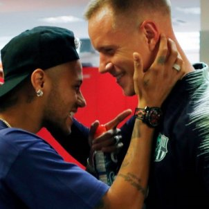 Neymar Ter Stegen @neymarjr