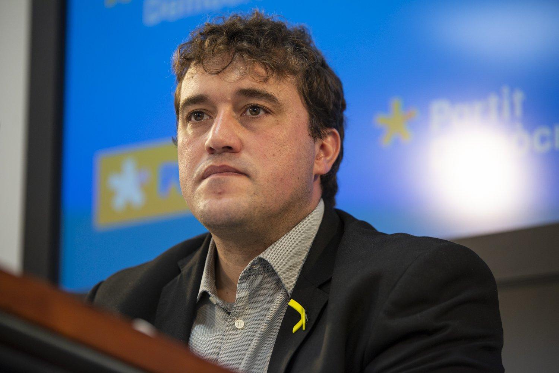 PDeCAT David Bonvehí - Sergi Alcazar