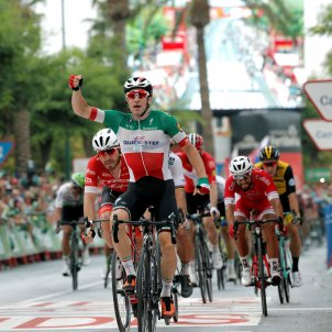 Elia Viviani Vuelta Espanya 2018 EFE