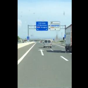 Conductor velocitat trànsit   @Mossos