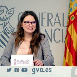 monica oltra vicepresidenta pais valencia ACN