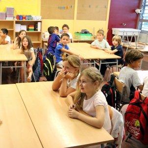 escola cinquè primària /ACN